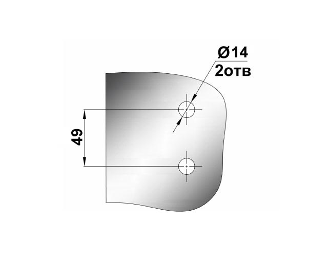 T-63 SSS Кноб комплект