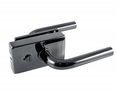 TI-850М WC AL (цвет Черный) Замок с защелкой WC  (Магнитный)