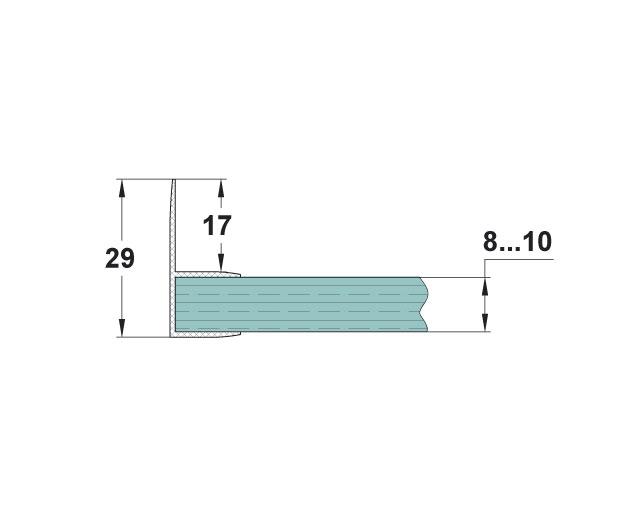 T-215 10mm Профиль