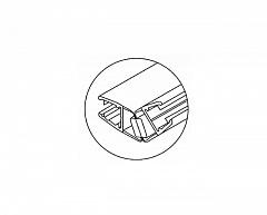 T-208 10mm L=2500mm Профиль магнитный