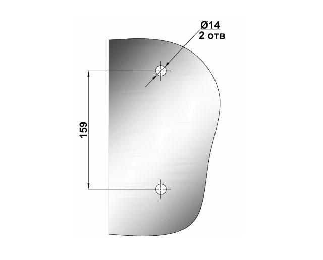 T-64 SSS Кноб комплект